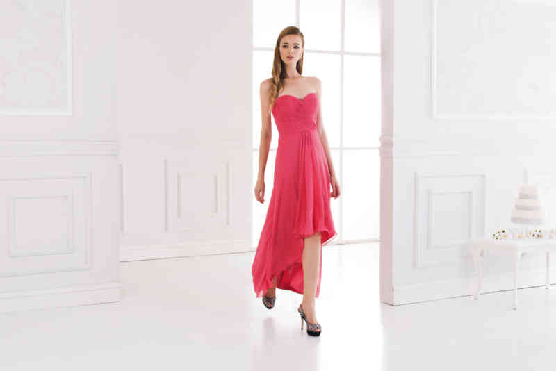 online store 38723 4d4d8 Abiti da cerimonia donna - Divisione cerimonia